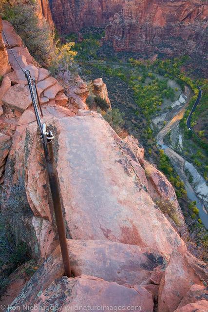 Angels Landing trail, Zion