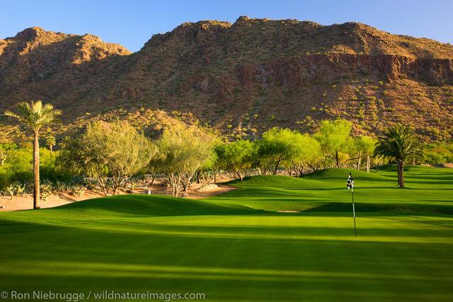 Phoenician Resort, Scottsdale, Arizona