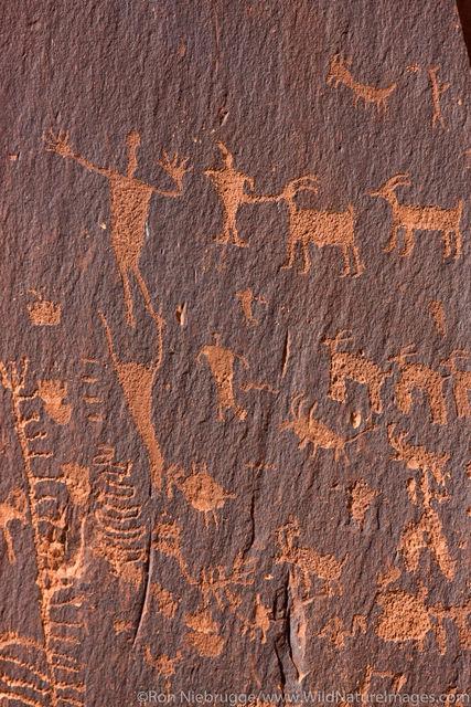 Rock Art Moab