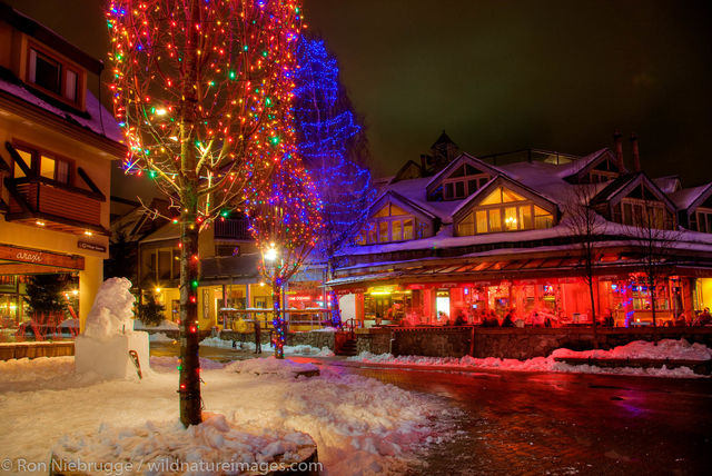 Whistler, British Columbia, Canada, photo