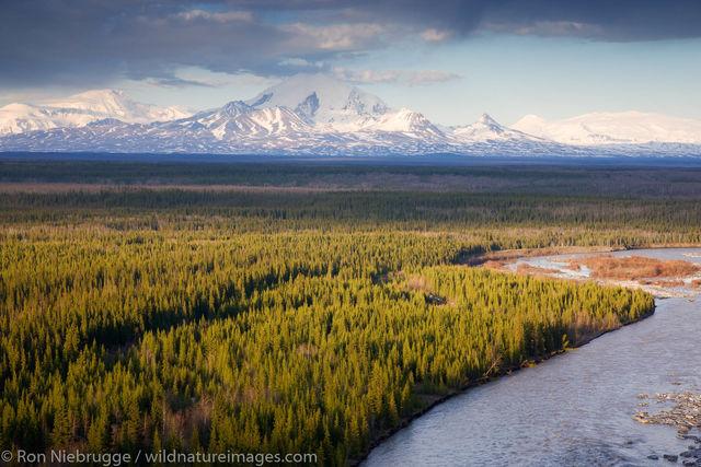 Wrangell-St. Elias National Park, Alaska, mt drum