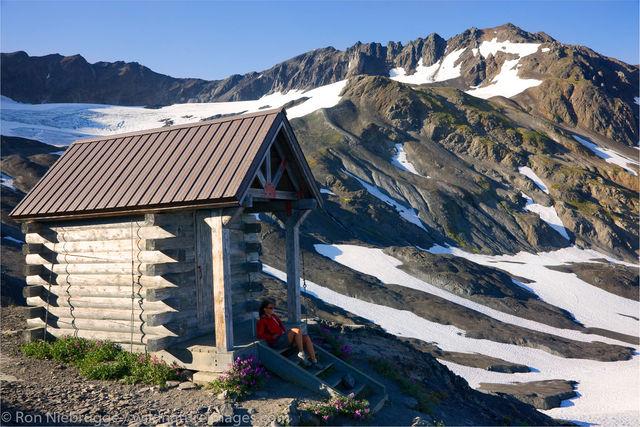 Harding Icefield Shelter