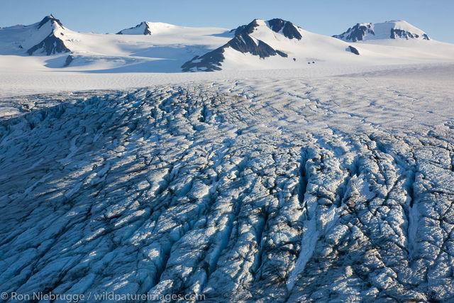 Kenai Fjords National Park, Alaska, harding icefield