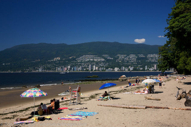 English Bay and Third Beach
