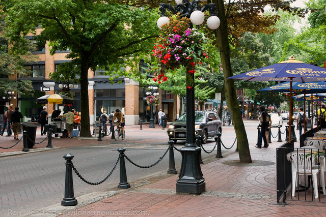 Downtown, Vancouver, Canada