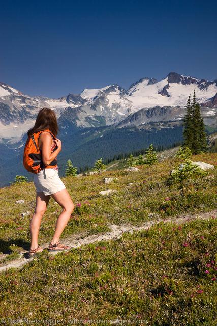 Whistler Mountain and Blackcomb