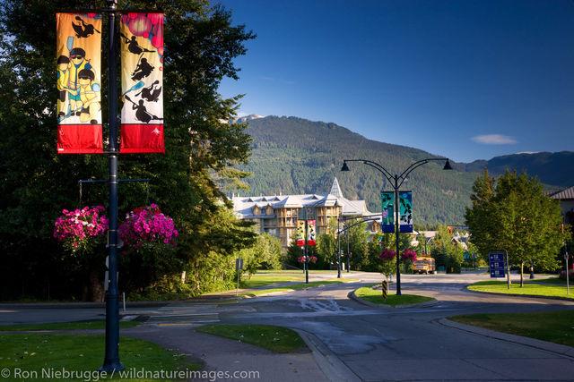 Whistler,  Canada.