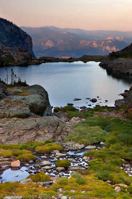 Lake of Glass, Rocky Mountain National Park