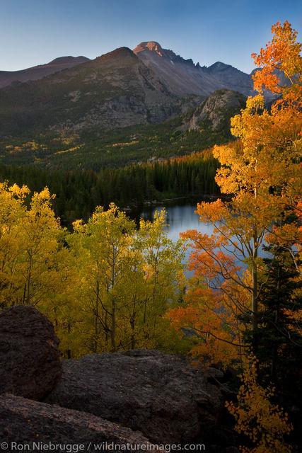 Bear Lake, Rocky Mountain National Park