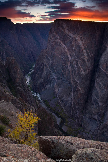 Gunnison National Park, Colorado, photos