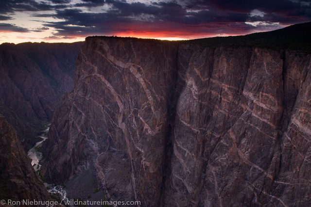 Black Canyon of Gunnison National Park, Colorado, photos