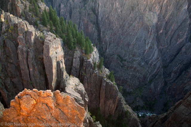 Black Canyon of Gunnison National Park, Colorado., photos