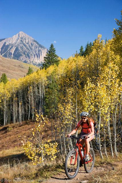 Mountain Biking, Crested Butte