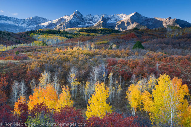 San Juan Mountains, Colorado, photo