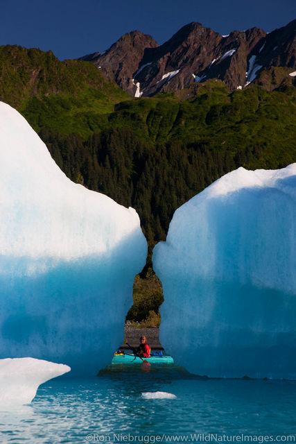 Kayaking in Bear Lagoon