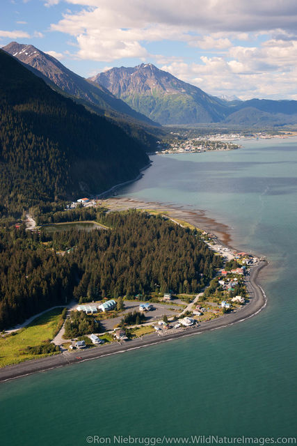 Aerial of Seward