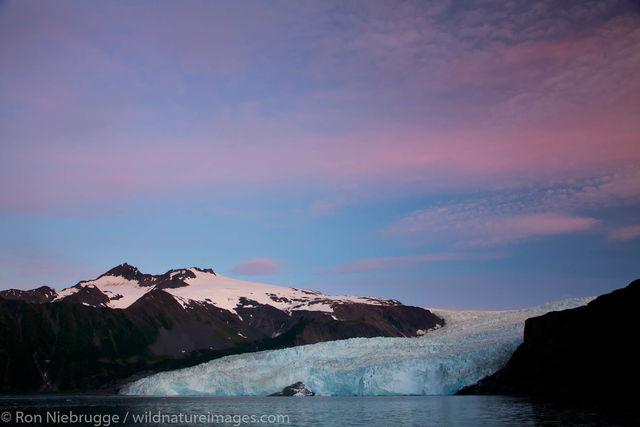 Kenai Fjords National Park, Alaska, Aialik Glacier