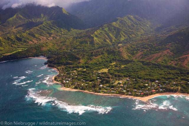 Wainiha Beach Park, Kauai, Hawaii