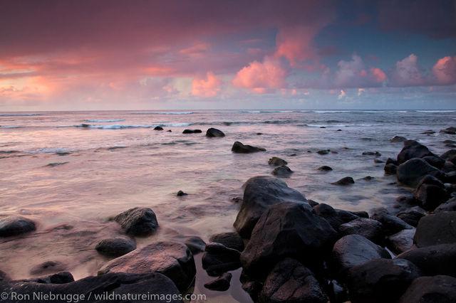 Sunset Hanalei Bay