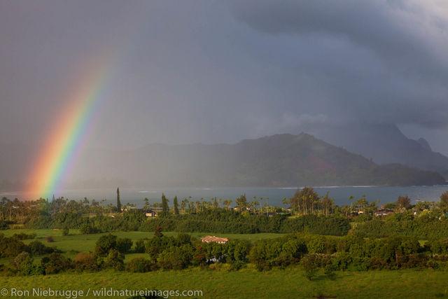 Rainbow, Kauai, Hawaii