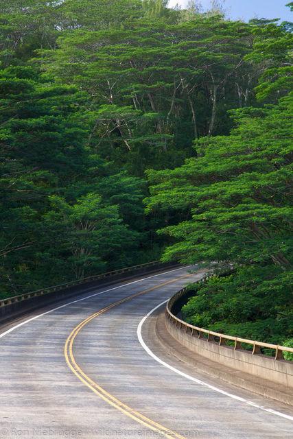 Highway 560, Kauai, Hawaii
