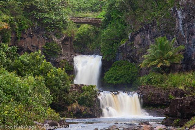 Seven Sacred Pools, Hana, Maui.