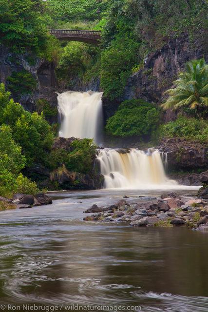 Seven Sacred Pools, Haleakala National Park