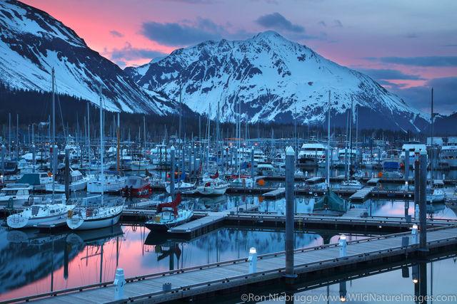 Kenai Peninsula, Alaska, Seward