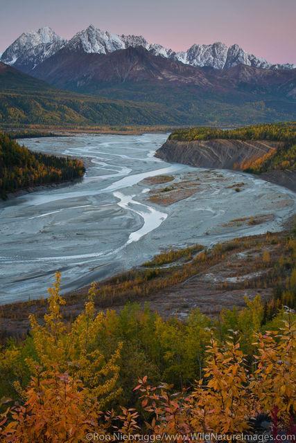 Matanuska River Valley
