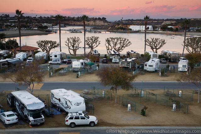 Newport Dunes RV Resort
