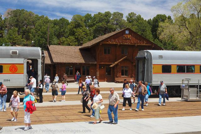 Grand Canyon Railroad Station