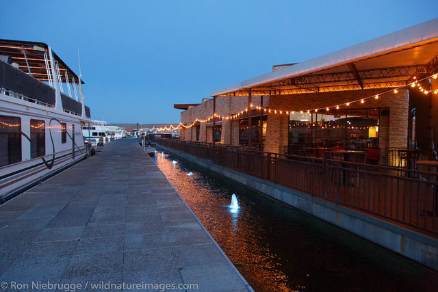 Antelope Point Marina