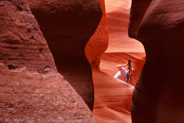 Canyon X slot canyon