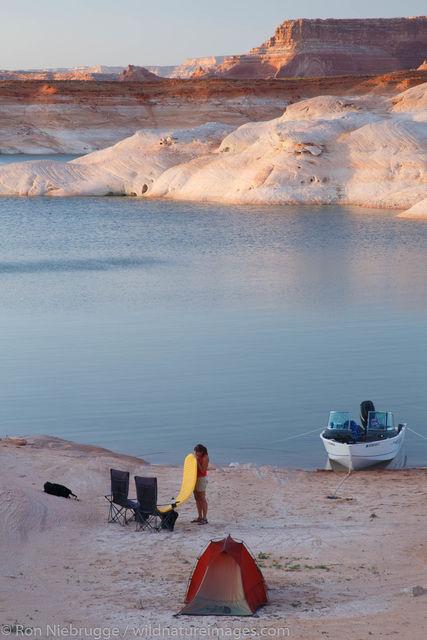 Lake Powell Camping