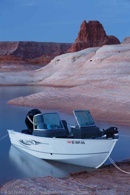 Boating Lake Powell