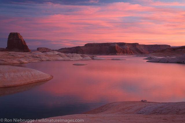 West Canyon at sunrise