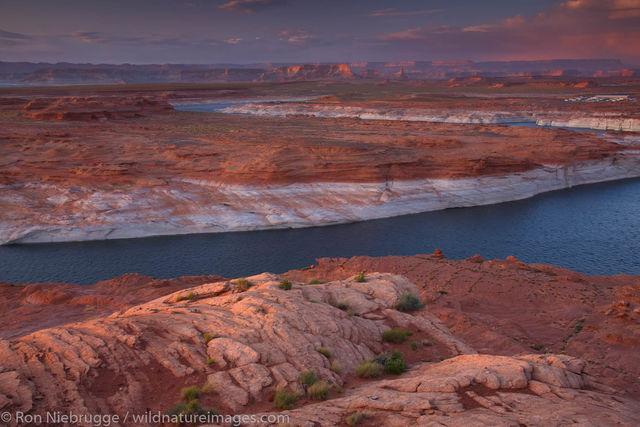 Lake Powell Canyon National Recreation Area, Lake Powell, Page, Arizona