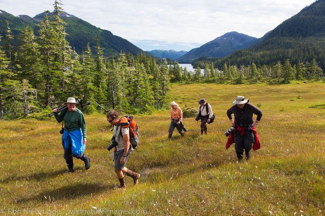 Hiking, Prince William Sound