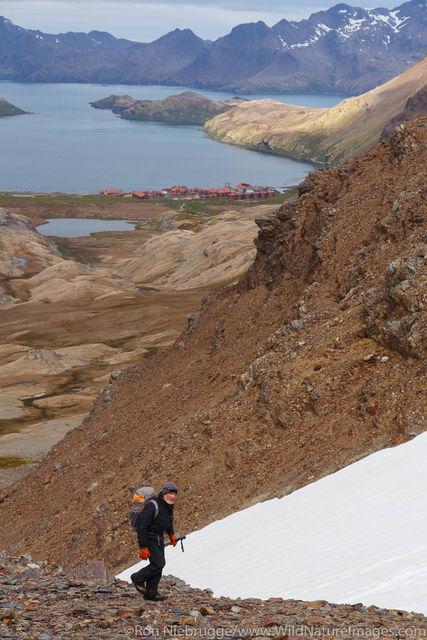 Shackleton Hike