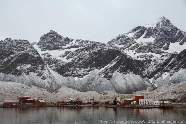 Antarctica, Grytviken