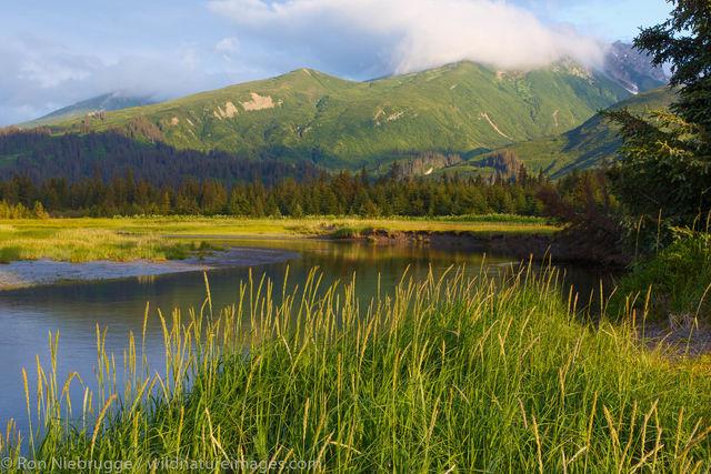 Lake Clark National Park, Alaska,