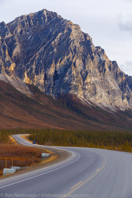 Brooks Range from the Dalton HIghway
