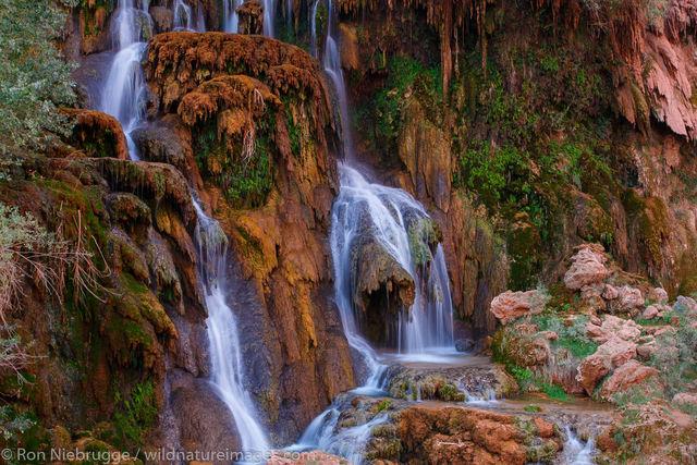 Navajo Falls, Grand Canyon, Arizona