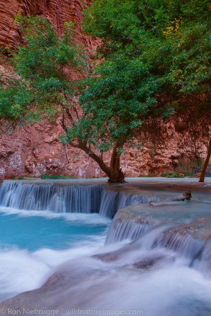 Grand Canyon, Mooney Falls, Arizona