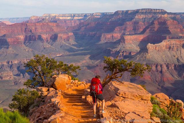 Backpacker South Kaibab Trail