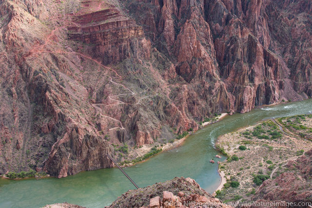 Clear Creek Trail Views
