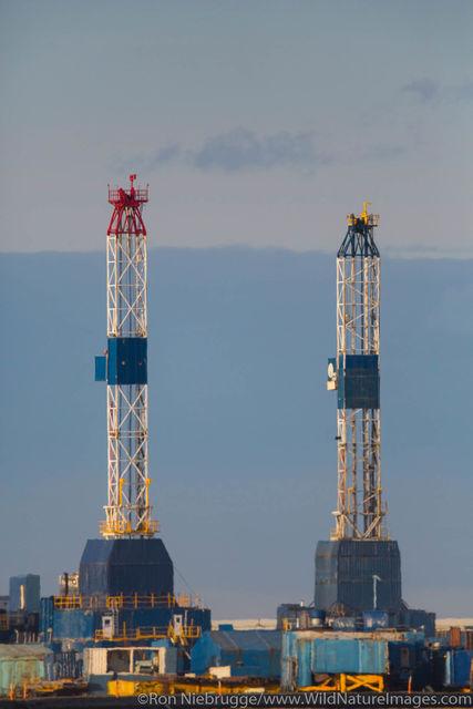 Deadhorse Oil Fields