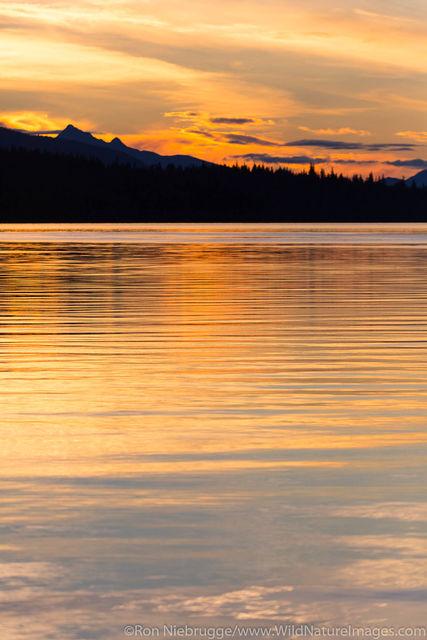 Tongass Sunset