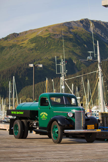 Shoreside Petroleum Seward