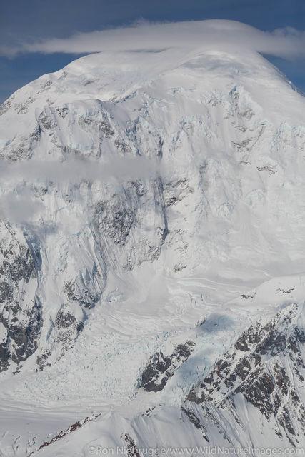 Aerial Mount Denali